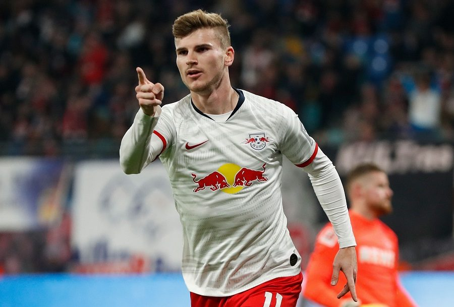 Timo Werner Twitter
